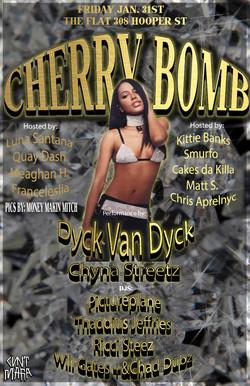 CHERRY BOMB: 2/7/14