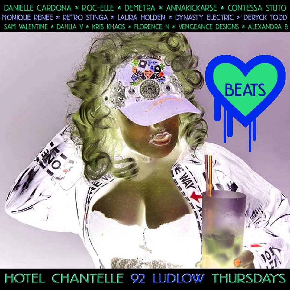 PERFORMING HOTEL CHANTELLE AUG 14TH