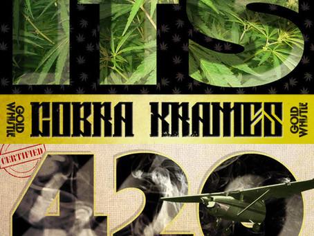 "COBRA KRAMES X CONTESSA STUTO VOCALS ""ITS 4:20"" - SMOKE TO THIS"