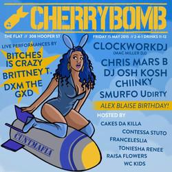 CHERRYBOMB 05.15.15