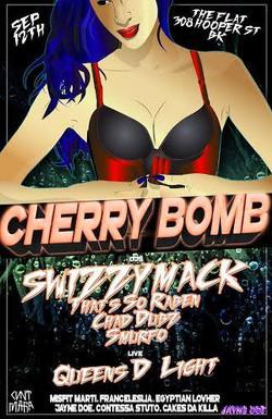 Cherrybomb 9.12.14