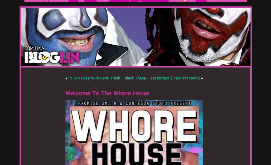 MISHKA:WHOREHOUSE
