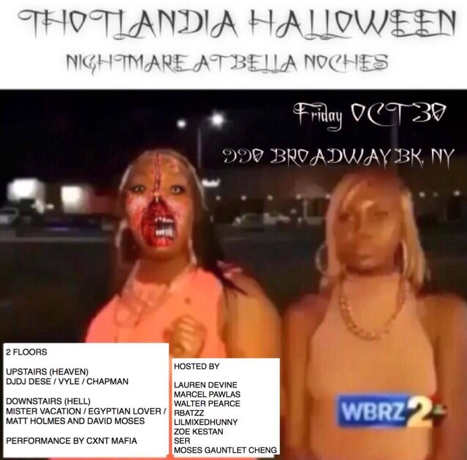 Thotlandia Halloween