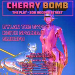 Cherrybomb 4.10.15