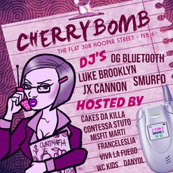 02.06.15 Cherrybomb