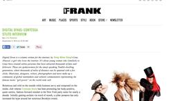 FRANK151: INTERVIEW