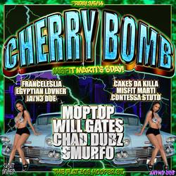 Cherrybomb 9.05.14