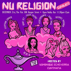 NU RELIGION SUNDAYS