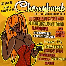 Cherybomb 02.20.15