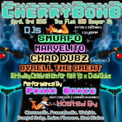 Cherrybomb 4.03.15