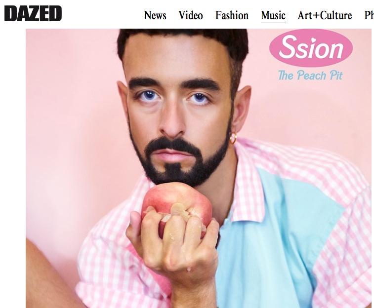 Dazed & Confused Magazine Mix