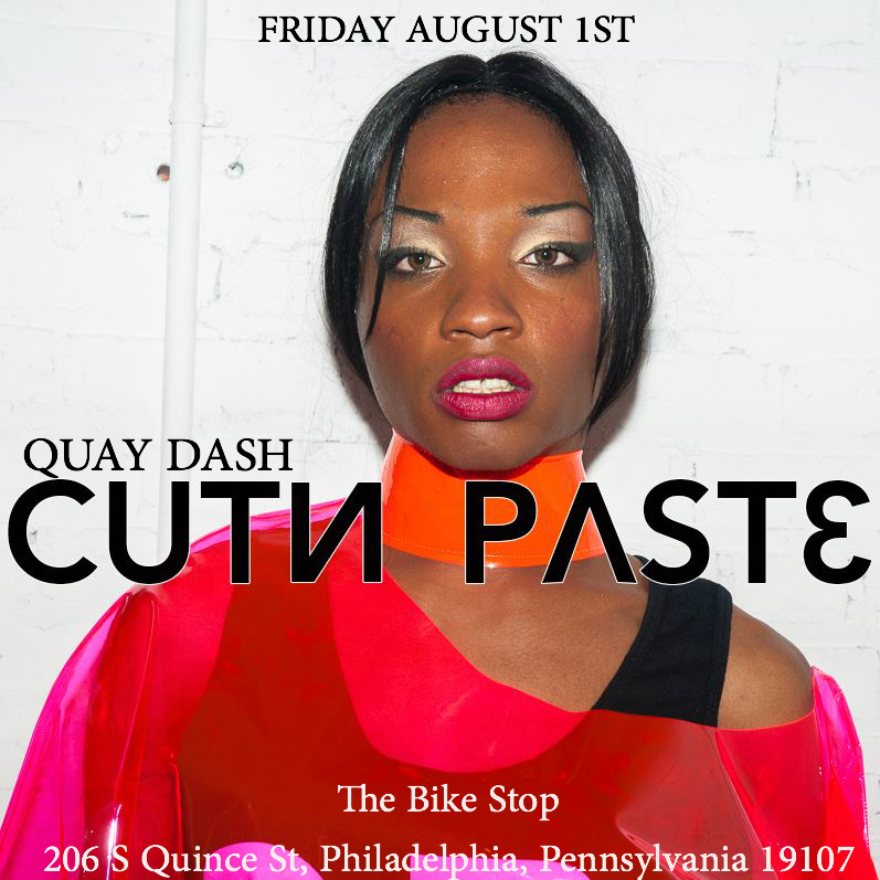 Quay Dash - Philly August 1st