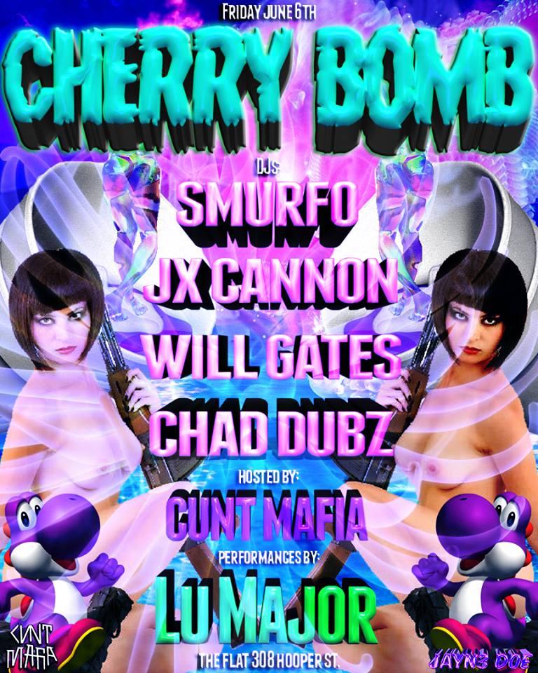 CHERRYBOMB JUNE 6 2014