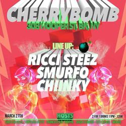 CHERRYBOMB 3.27.15