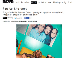 DAZED AND CONFUSED: INTERVIEW
