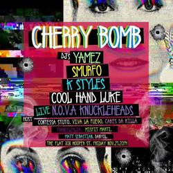 CHERRYBOMB 11.21.14