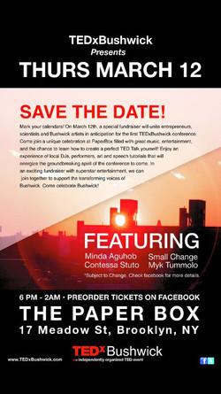 TEDxBUSHWICK 03.12.15