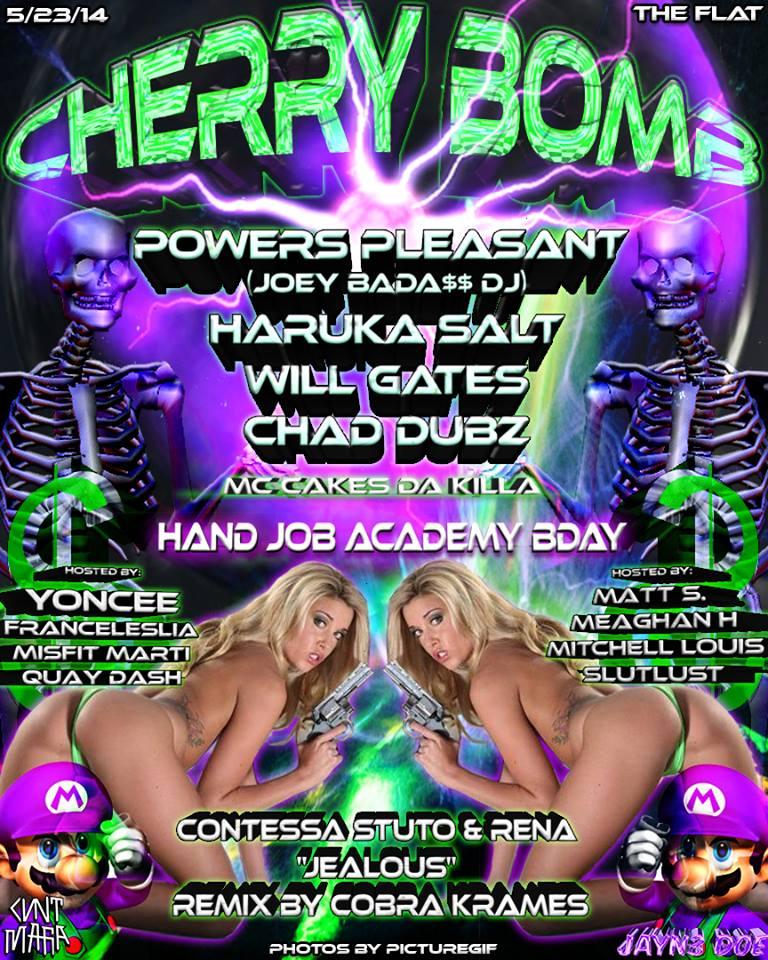 cherrybomb may 23