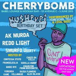 Cherrybomb June 6th