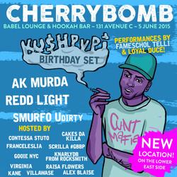 Cherrybomb June 6th