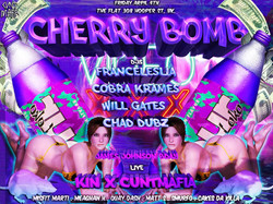 CHERRYBOMB APRIL 4TH 2014