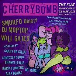 CHERRYBOMB MAY 22 2015