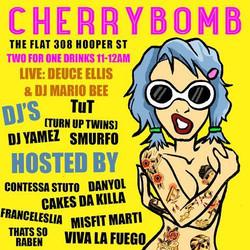 Cherrybomb 01.16.15