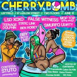 Cherrybomb June 15th