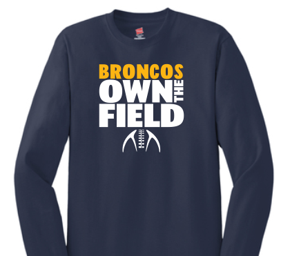HMS Football OTF LS T-Shirt