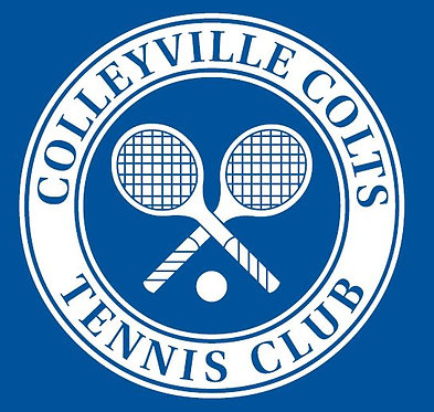 CMS Tennis Yard Sign