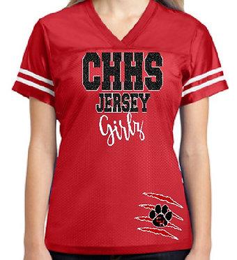 CHHS 2020 Jersey Girlz