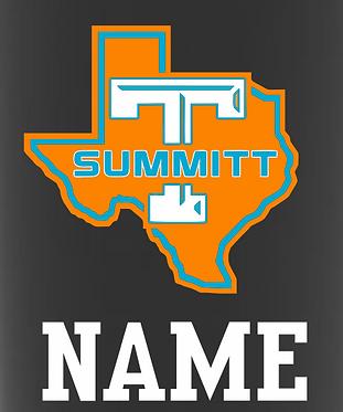 Texas Summitt Decal