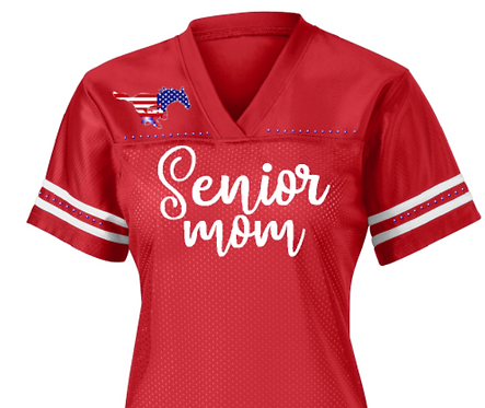 GHS Senior Mom Jerseys 2021