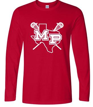 MP LAX Unisex Long Sleeve T-Shirt