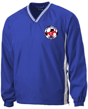 GHS Lady Mustang Soccer Windbreaker