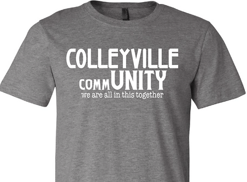 Custom City commUNITY T-Shirt