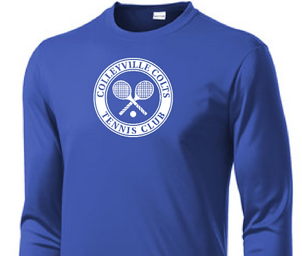 CMS Tennis Unisex Dri Fit Long Sleeve
