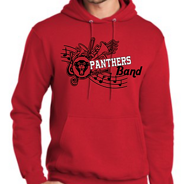 CHHS Band Notes Hoodie