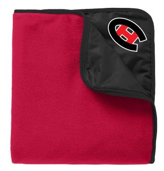 CHHS Baseball Blanket