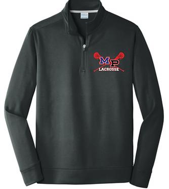 MP Lacrosse Qtr Zip Fleece Pullover
