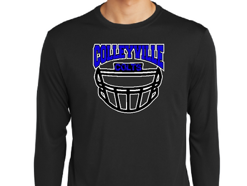 CMS Football Dri Fit Long Sleeve