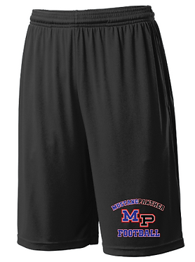 MP Football Guys Dri Fit Shorts with Pockets