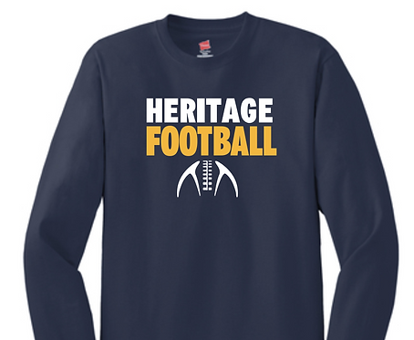 HMS Football LS T-Shirt