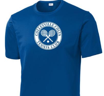CMS Tennis Unisex Dri Fit Short Sleeve