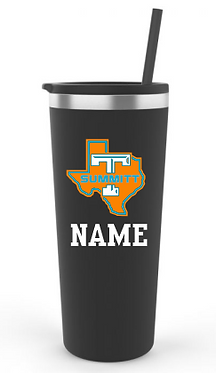 Texas Summitt Tumbler with Lid