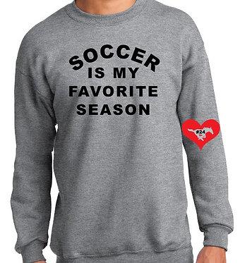 GHS Mens Heart Sleeve Sweatshirt