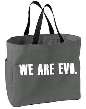 WE ARE EVO. Tote Bag Customize - extra charge