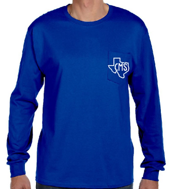 CMS Unisex Long Sleeve T-Shirt 2020