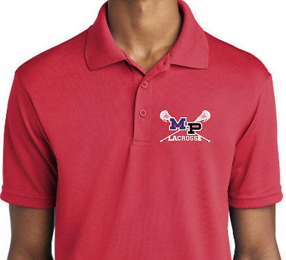 MP LAX Dri Fit Polo