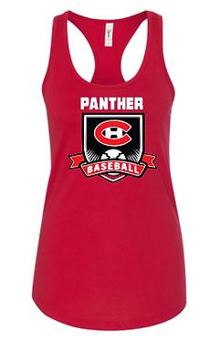 CHHS Baseball Crest Tank Top